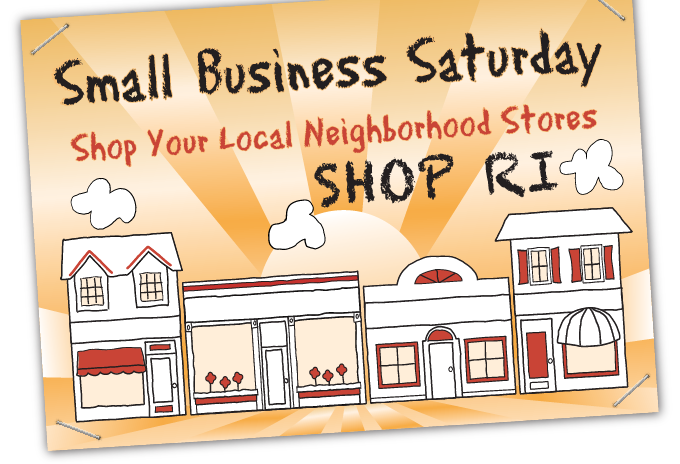 Small Business Saturday Shop RI - Shop Your Local Neighborhood Stores